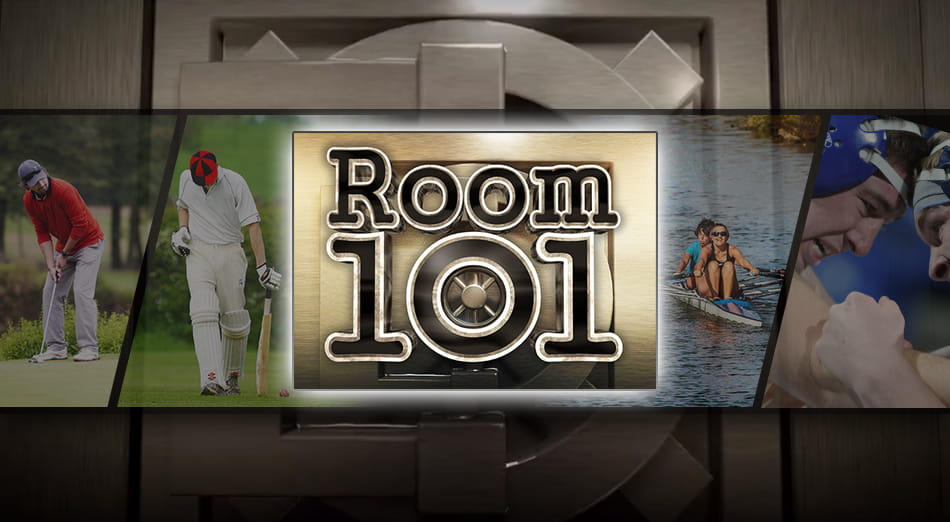 Which Sports Would I Place into Room 101